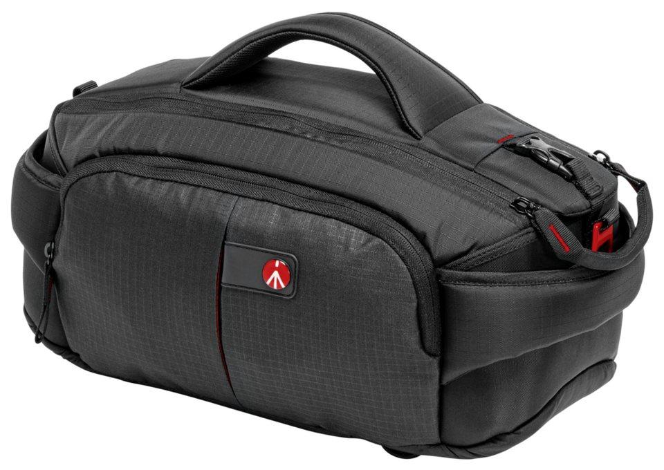 Manfrotto Fototasche »Pro Light Video Tasche CC-191 PL« in schwarz / rot