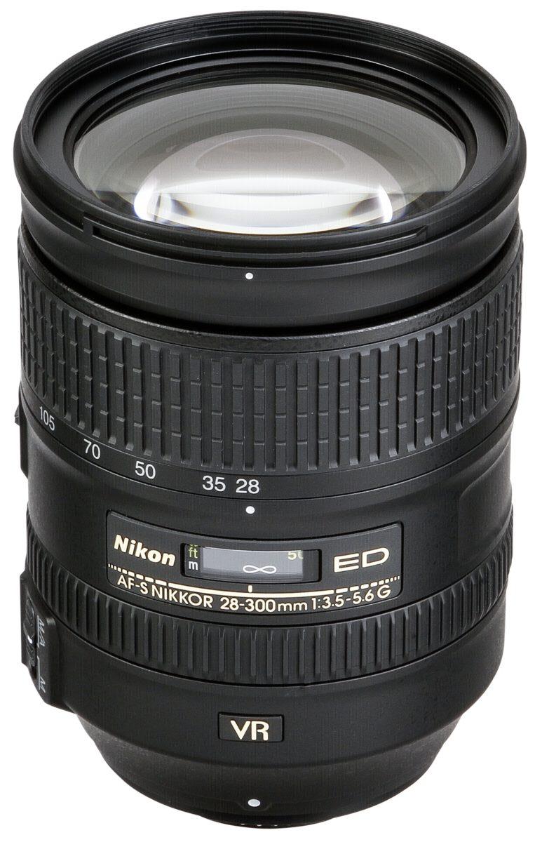 Nikon SLR Objektive »AF-S 3,5-5,6/28-300 G ED VR«