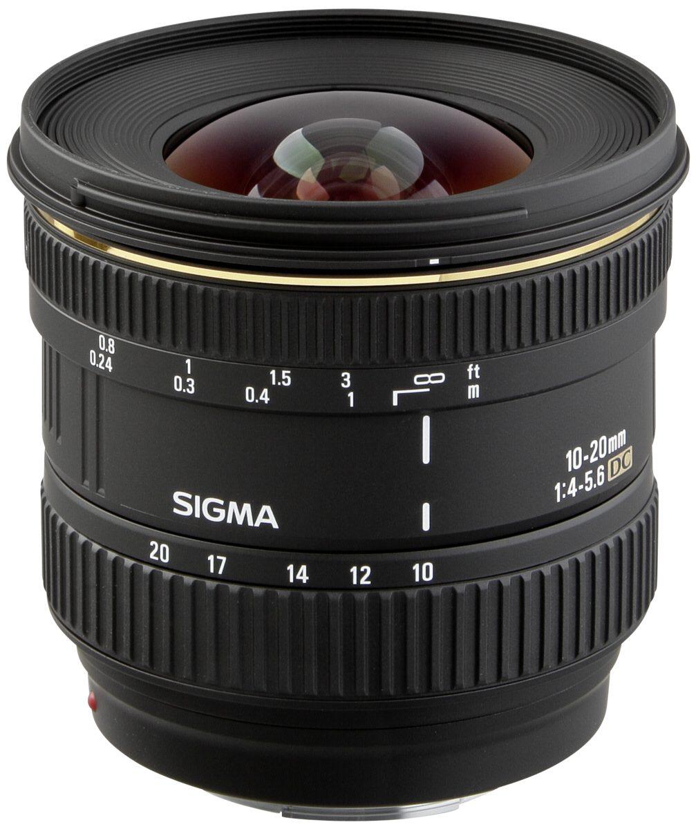 Sigma SLR Objektive »EX 4,0-5,6/10-20 DC C/AF HSM«