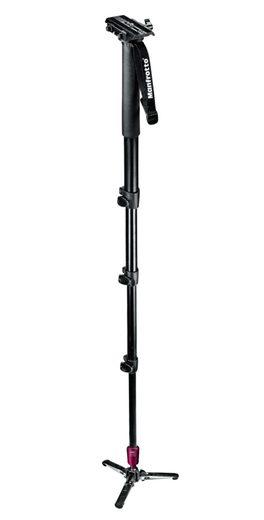 Manfrotto Foto Equipment »Video Fluid Stativ Einbein mit 357PLV 562B-1«