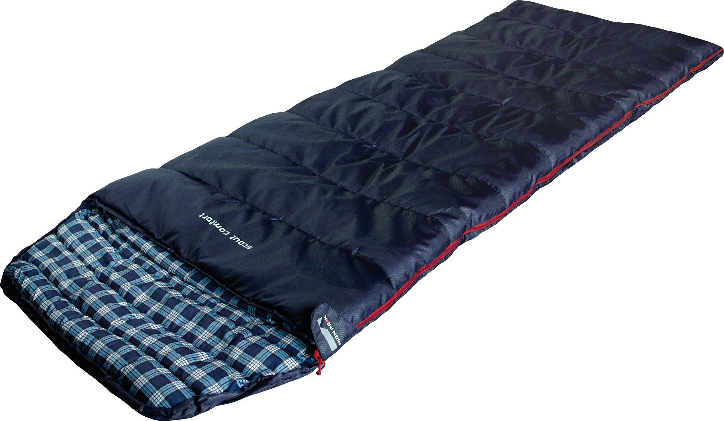High Peak Mumienschlafsack, »Scout Comfort«