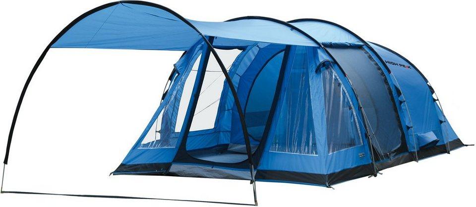 High Peak Zelt, 5 Personen, »Ashley 5« in blau-dunkelblau