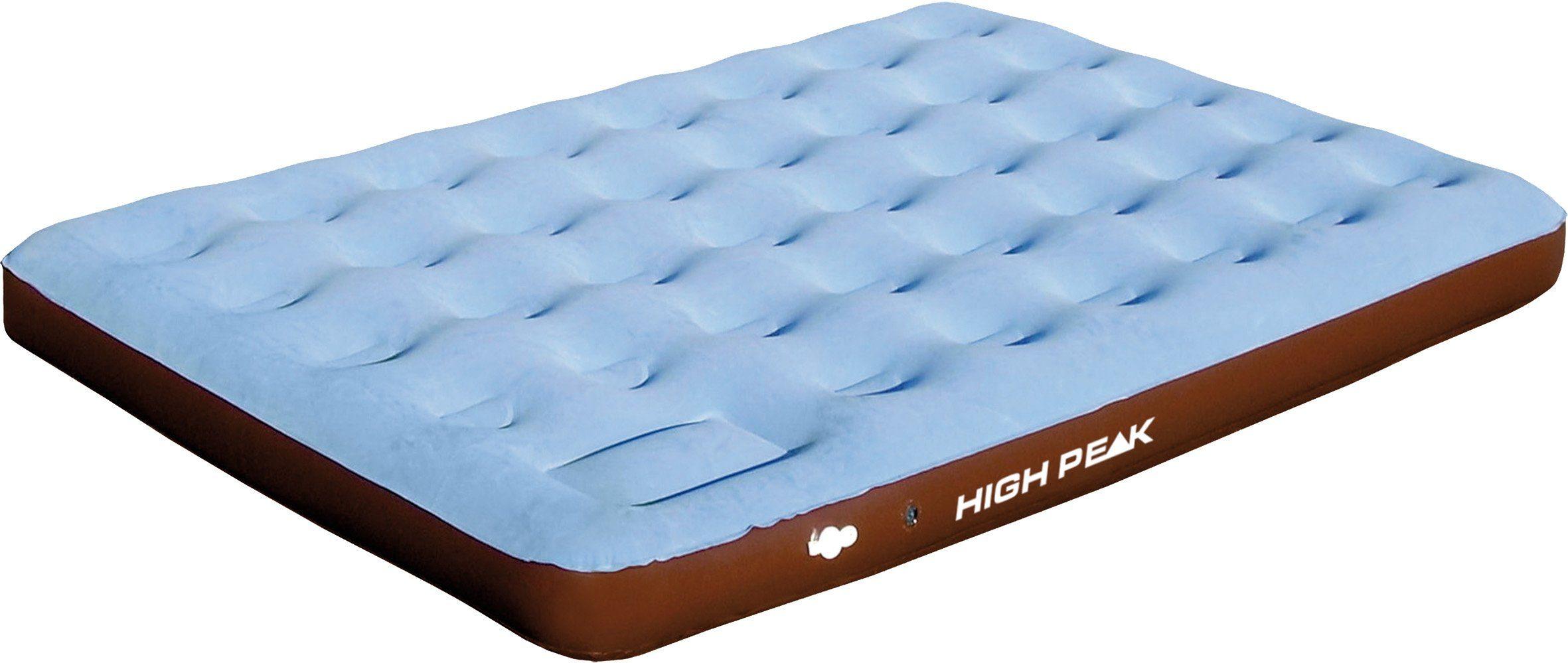 High Peak Luftbett, »Double Comfort Plus extra long«