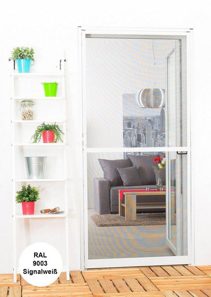 culex insektenschutz t rbausatz master slim inkl zarge bxh 120 x 240 wei online kaufen otto. Black Bedroom Furniture Sets. Home Design Ideas