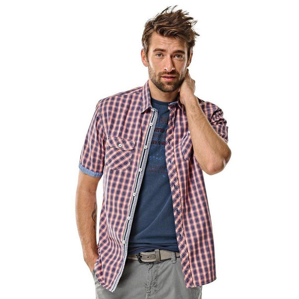 engbers Hemd in Rostorange