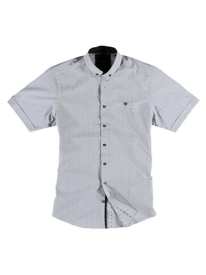 engbers Hemd kurzarm in Reinweiss