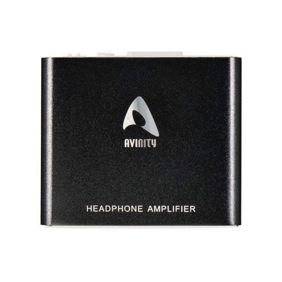 Avinity Kopfhörerverstärker Compact Mobile in Schwarz