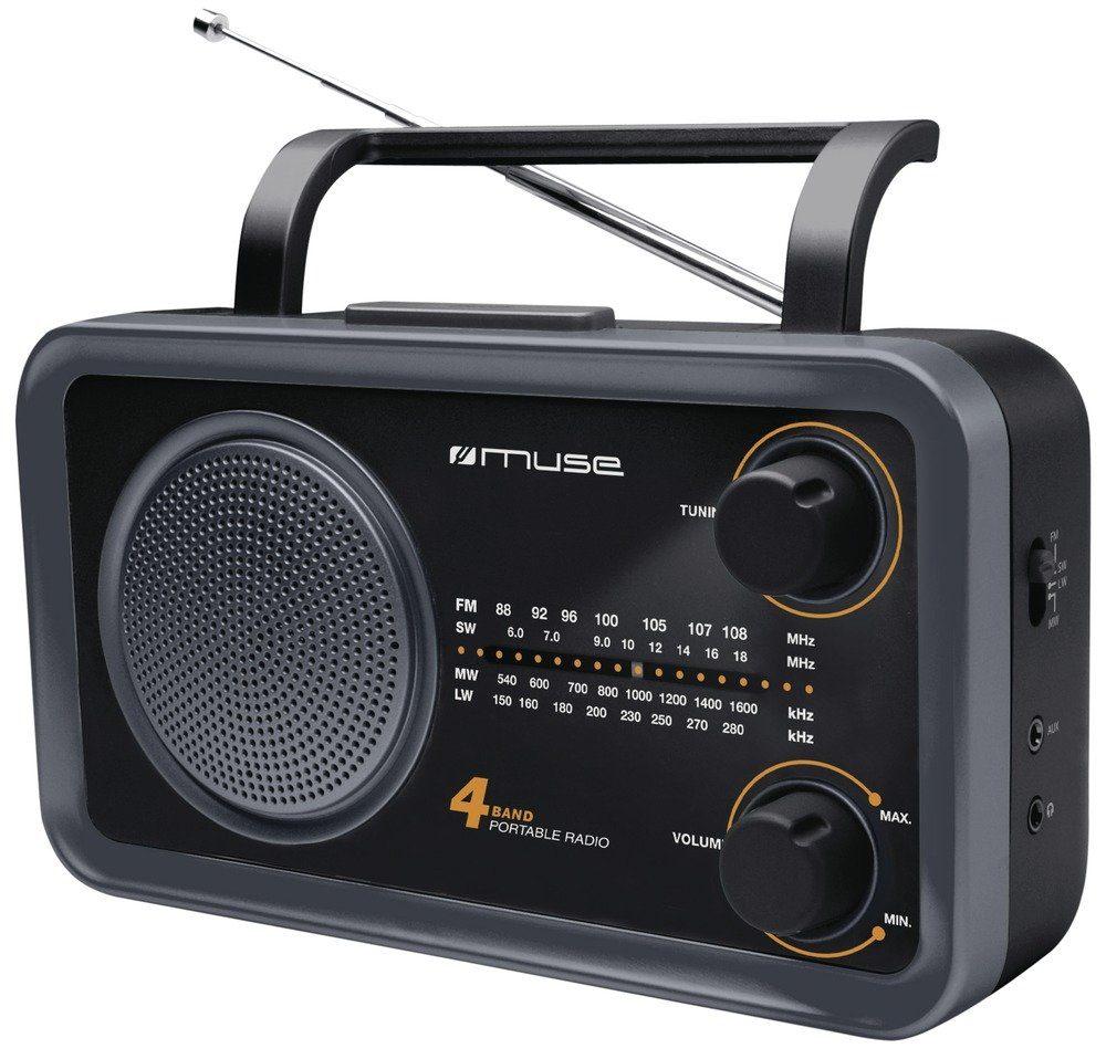 Muse Kompaktradio »M-05 DS«