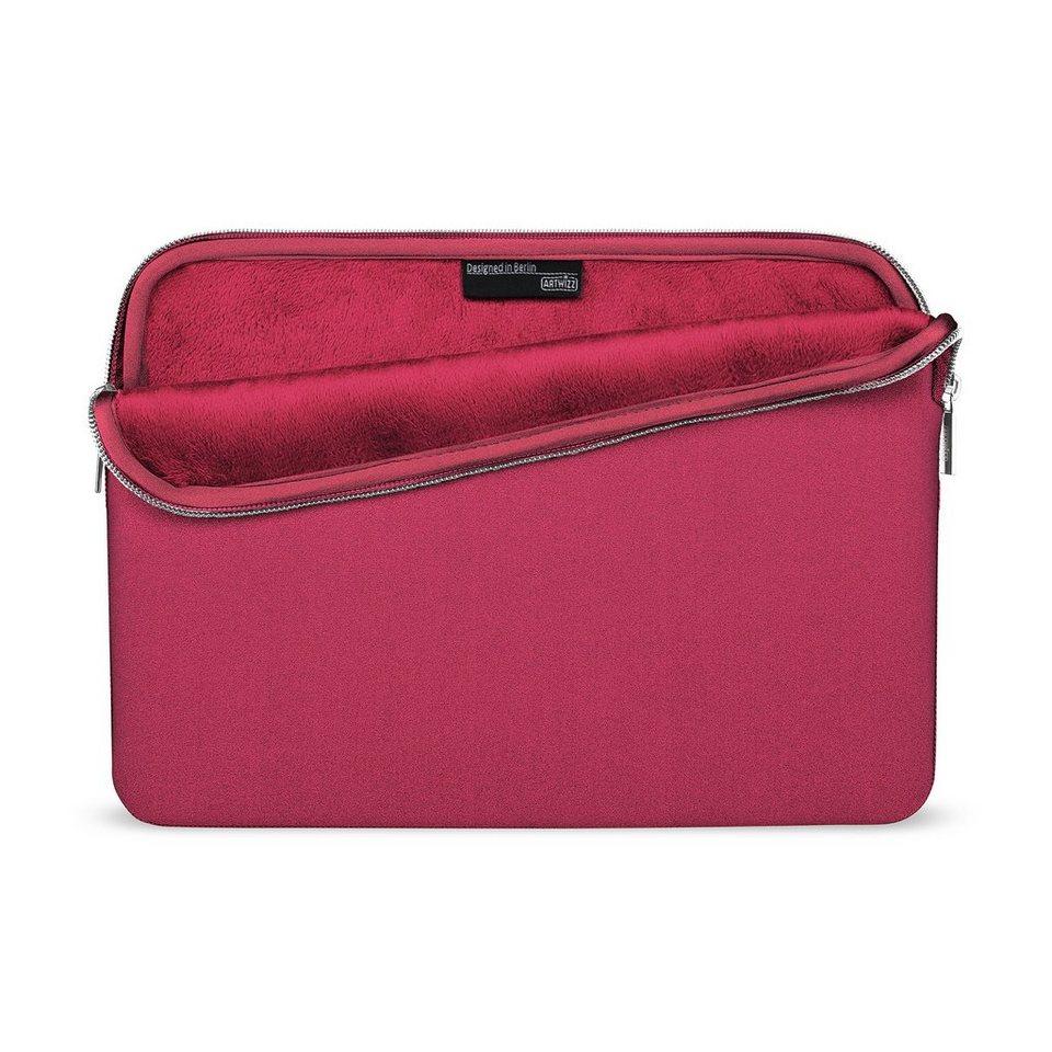 Artwizz Neoprenhülle für MacBook Air 13 u. Pro 13 »Neoprene Sleeve 13 Retina« in Berry