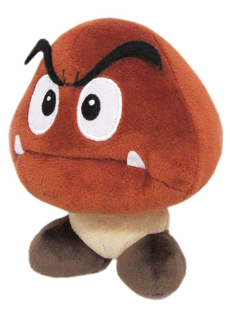 Together+ Fanartikel »Nintendo Plüschfigur Goomba (14cm)«
