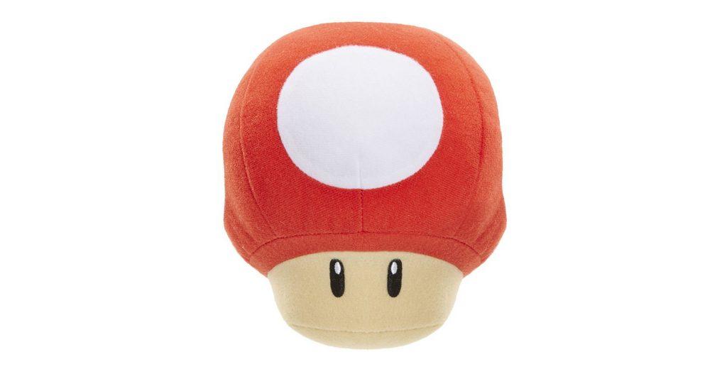 Together+ Fanartikel »Nintendo Plüschfigur mit Sound 1 Up Pilz«