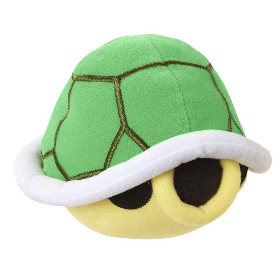 Together+ Fanartikel »Nintendo Plüschfigur mit Sound Schildkrötenpanzer«