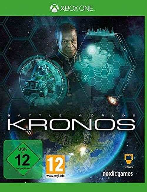 Nordic Games XBOX One - Spiel »Battle Worlds: Kronos«