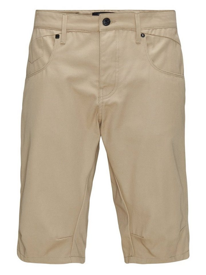 Jack & Jones Lester lange Shorts in Cornstalk