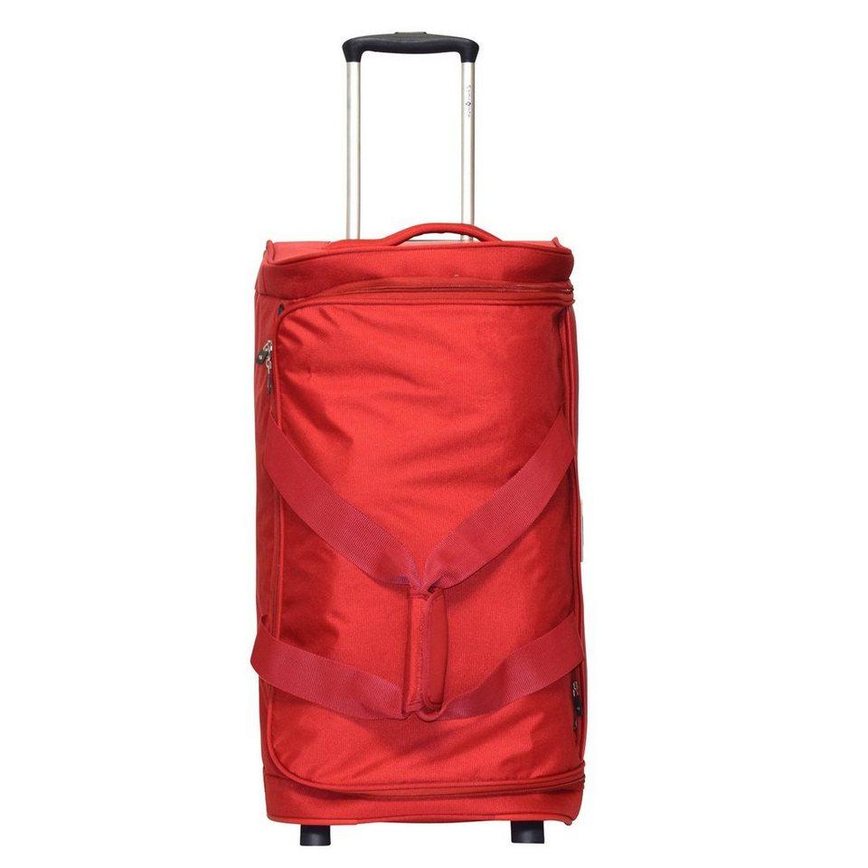 Samsonite Dynamo 2-Rollen Reisetasche 67 cm in red