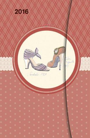 Kalender »Shoes Martine Rupert 2016 klein«
