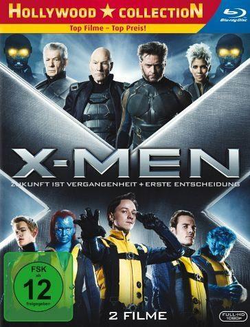 Blu-ray »X-Men: Erste Entscheidung / X-Men: Zukunft ist...«