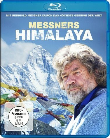 Blu-ray »Messners Himalaya«