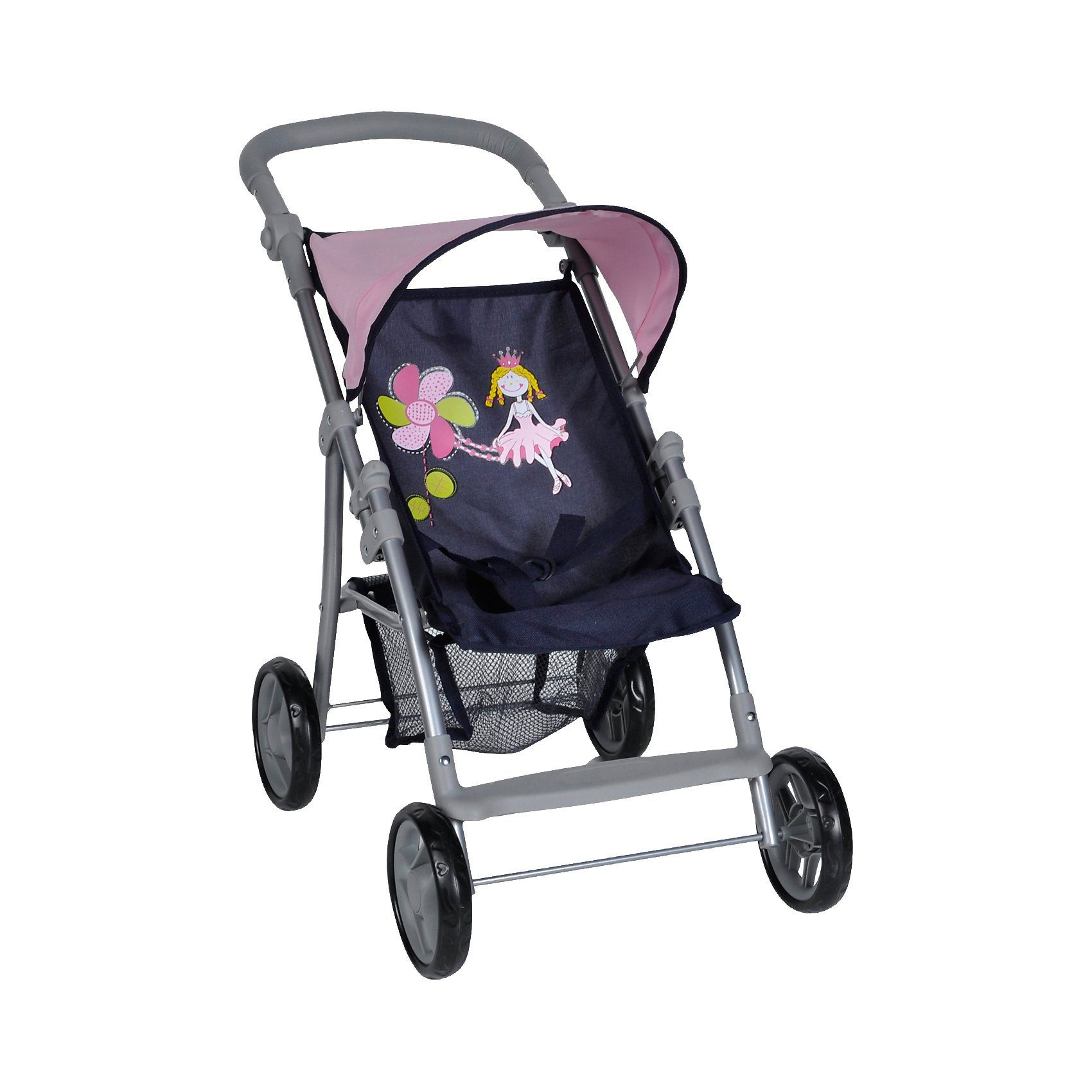 KNORRTOYS.COM Puppenwagen Buggy Liba my little Princess