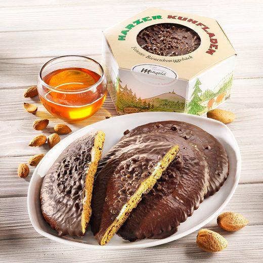 Mangold Honigkuchen Harzer Kuhfladen