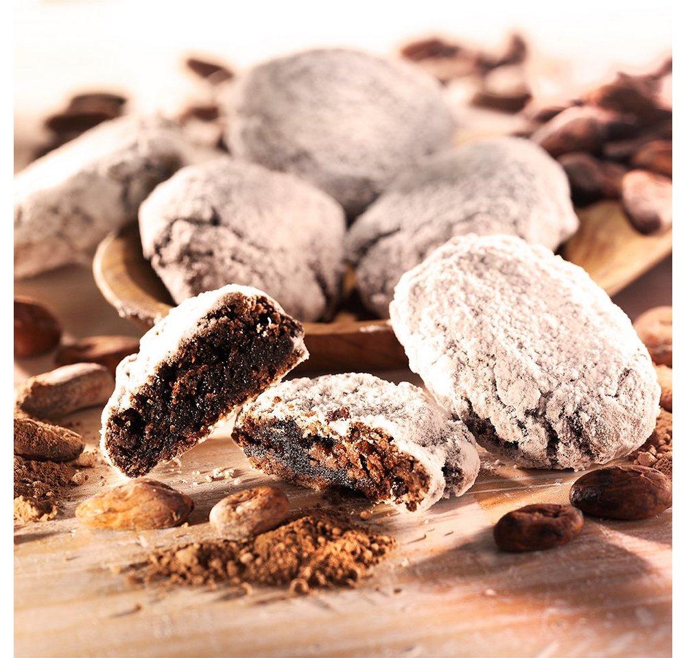 Sinatti Ricciarelli mit Mandeln und Kakao