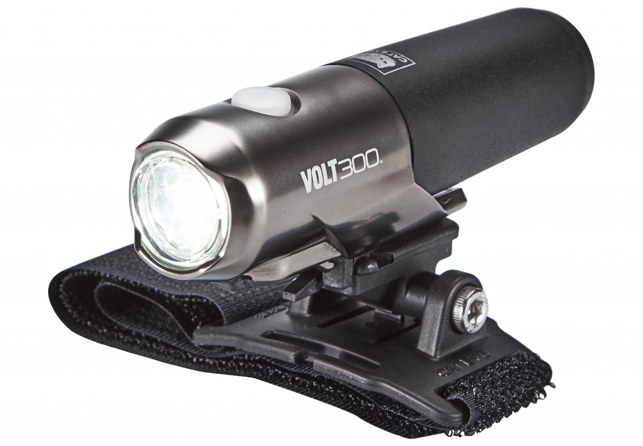 Cateye Fahrradbeleuchtung »Volt300 HL-EL460 RC Helmlampe«