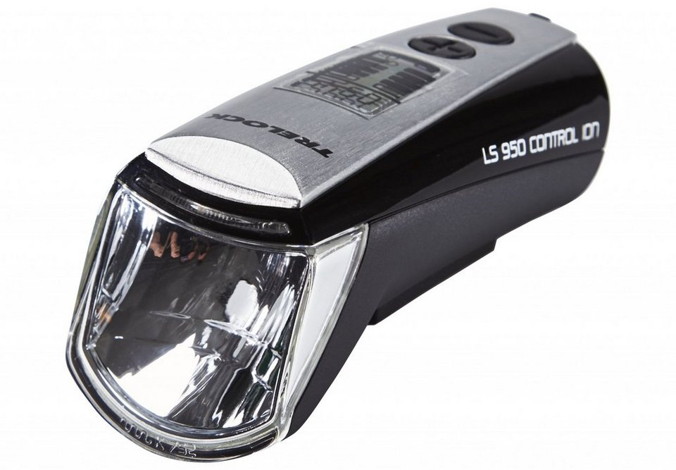 trelock fahrradbeleuchtung ls 950 control ion frontscheinwerfer online kaufen otto. Black Bedroom Furniture Sets. Home Design Ideas