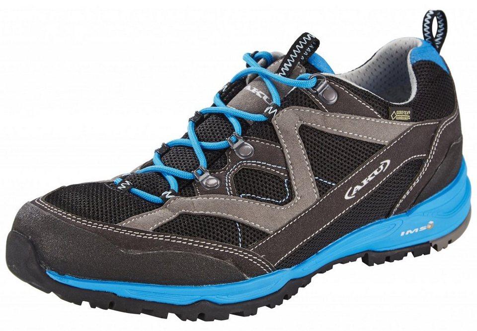 AKU Freizeitschuh »Mio Surround GTX Shoes Men« in schwarz