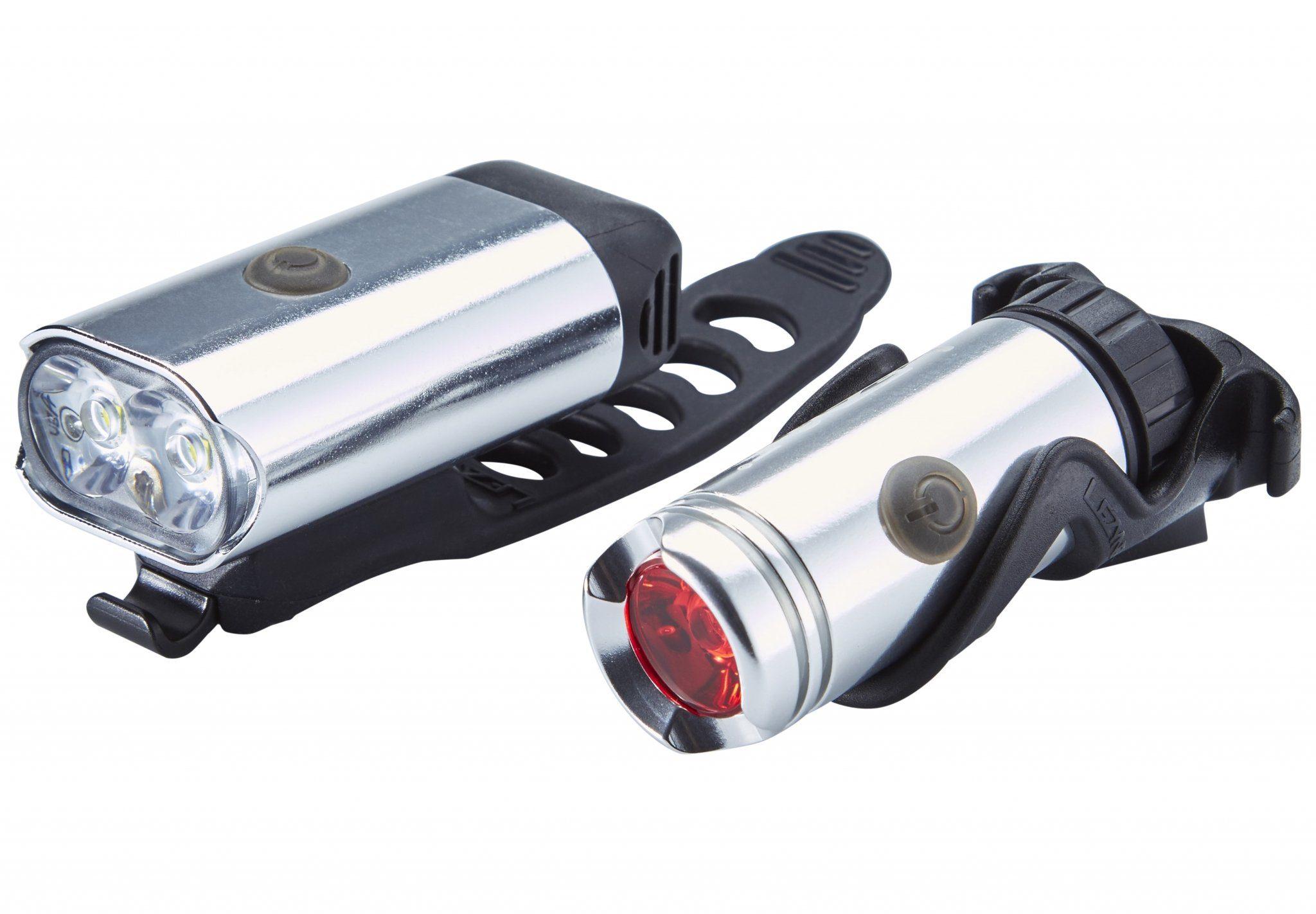 Lezyne Fahrradbeleuchtung »Micro Drive 400 XL Beleuchtungsset«