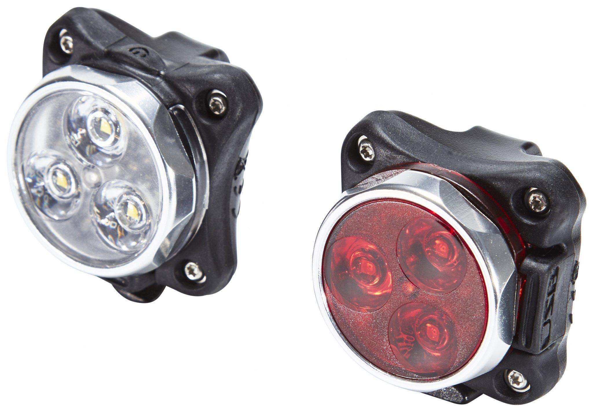 Lezyne Fahrradbeleuchtung »Zecto Drive Beleuchtungsset«