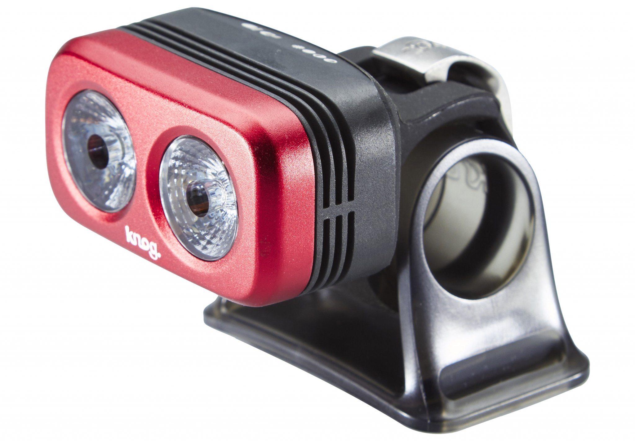 Knog Fahrradbeleuchtung »Blinder Outdoor 2 weiße LED«