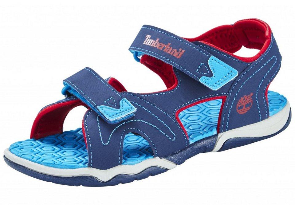 Timberland Sandalen »Adventure Seeker Sandals Junior 2-Strap« in blau