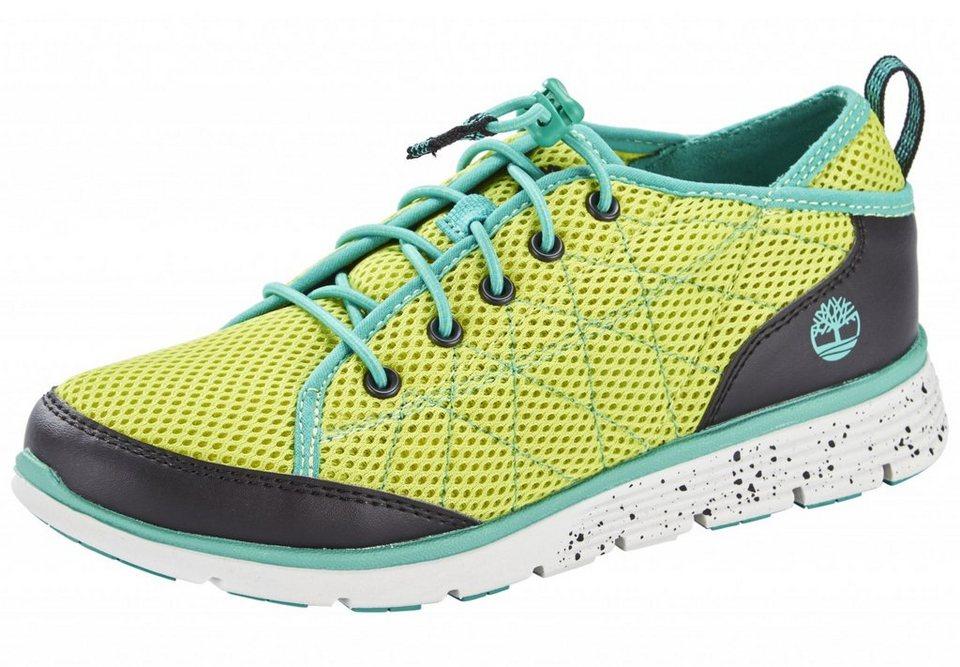 TIMBERLAND Halbschuhe »Glidden Camp Shoes Junior« in grün