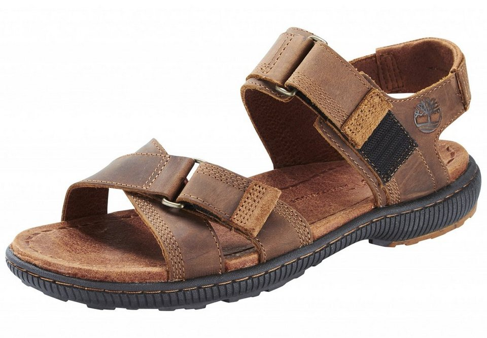 Timberland Sandale »Hollbrook Sandals Men« in braun
