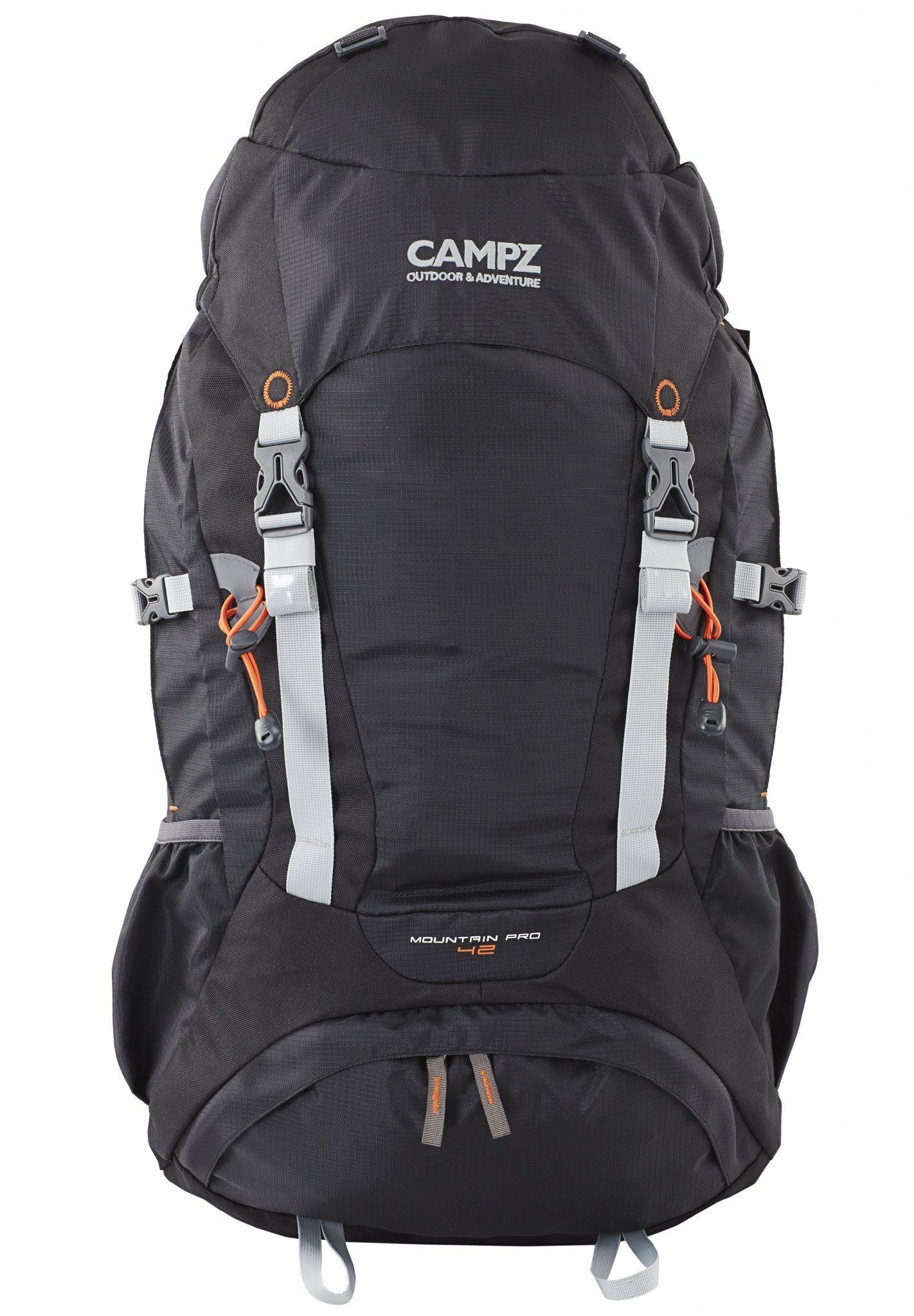 CAMPZ Sport- und Freizeittasche »Mountain Pro Rucksack 42L«