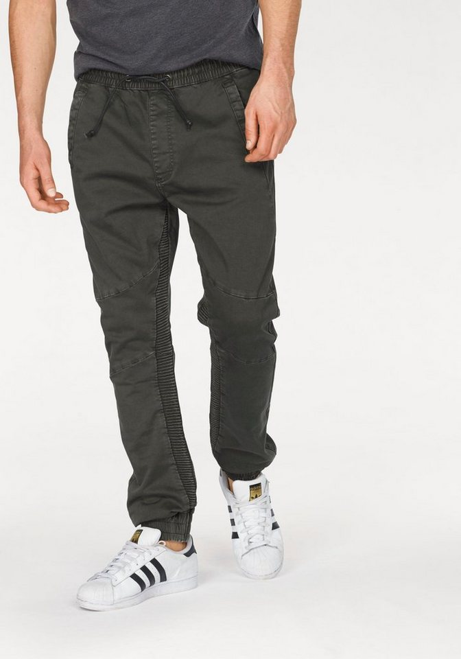 Bruno Banani Jogg Pants »(Stretch)« in olivgrün