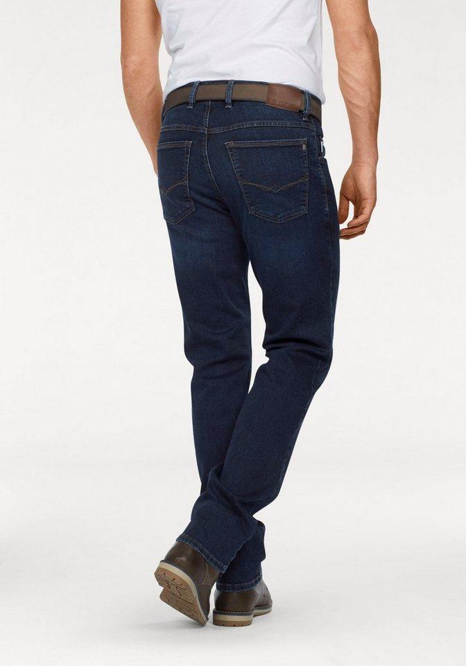 Pionier Stretch-Jeans »Peter« Pure Comfort in blue-black
