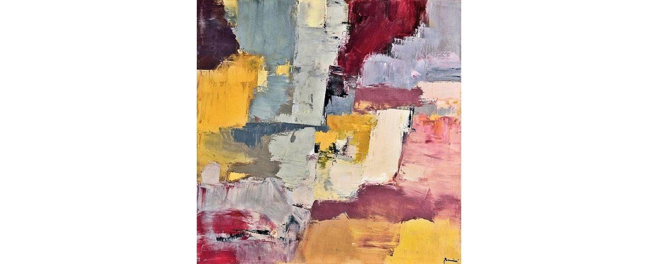 Home Affaire Deco Panel, »Donna Bruni / Old City«, 70/70/2 cm