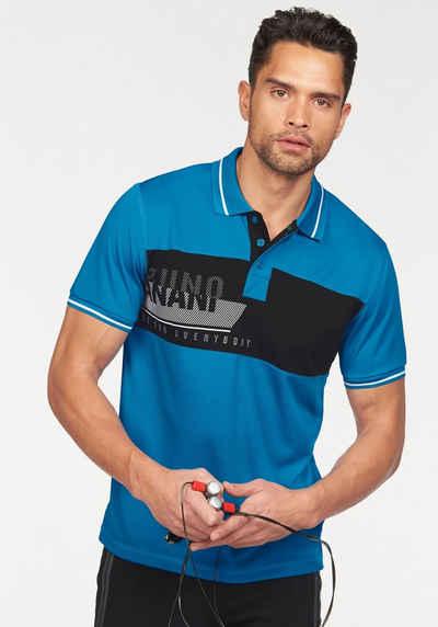 ab49c48fafc6d1 T-Shirt mit Knopfleiste für Herren kaufen » Henleyshirt