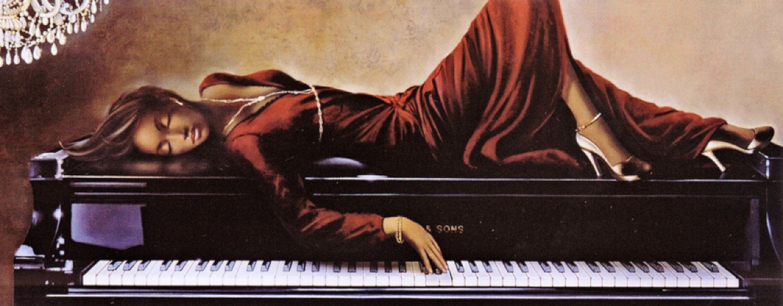 Home Affaire Bild, Kunstdruck, »Di Scenza / Into the rhytm«, 120/47/1,3 cm
