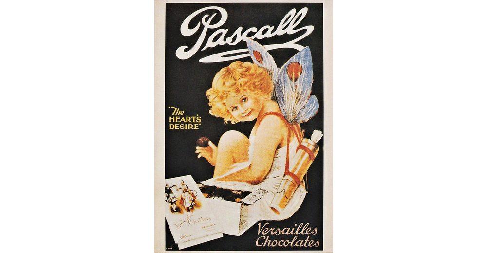 Home Affaire Deco Panel, »Chocolates Pascall«, 50/70 cm