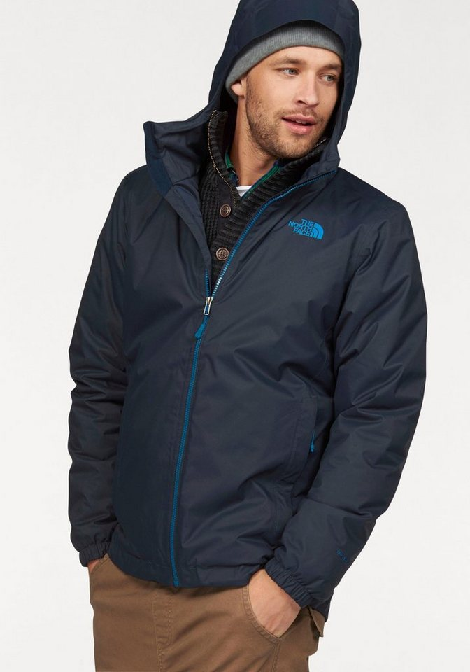 The North Face Funktionsjacke »QUEST INSULATED« in marine