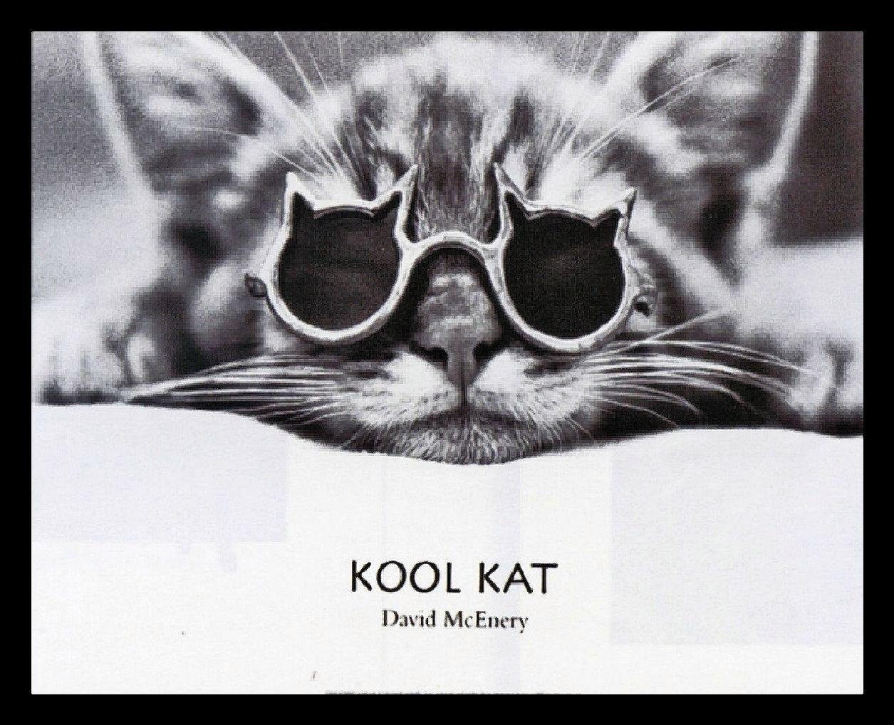 Home Affaire Gerahmtes Bild, »David McEnery / Kool Kat«, 56/46/2 cm