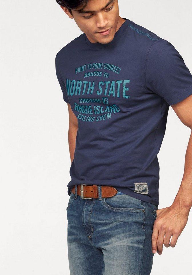 Rhode Island T-Shirt in marine