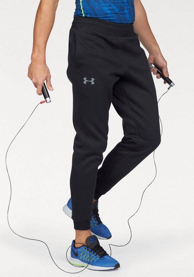 Under Armour® Jogginghose »STORM RIVAL GRAPHIC PANT« in schwarz