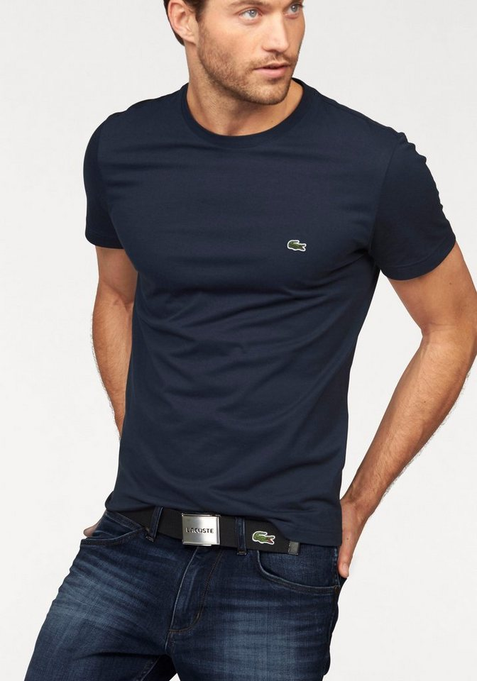 Lacoste T-Shirt in navy