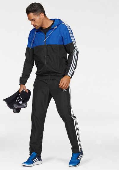 adidas Performance Sportanzug »TRACKSUIT TRAIN WOVEN«