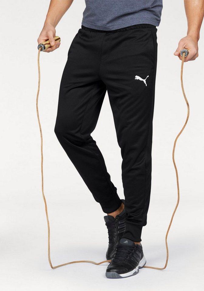 PUMA Trainingshose »Sports Soccer Pants« in schwarz