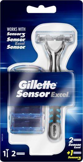 Gillette Nassrasierer »SensorExce«