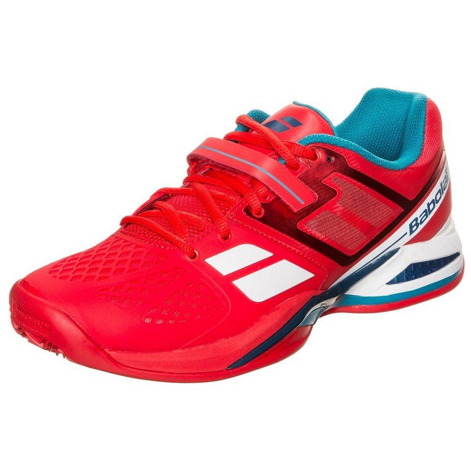 BABOLAT Propulse BPM Clay Tennisschuh Herren in rot